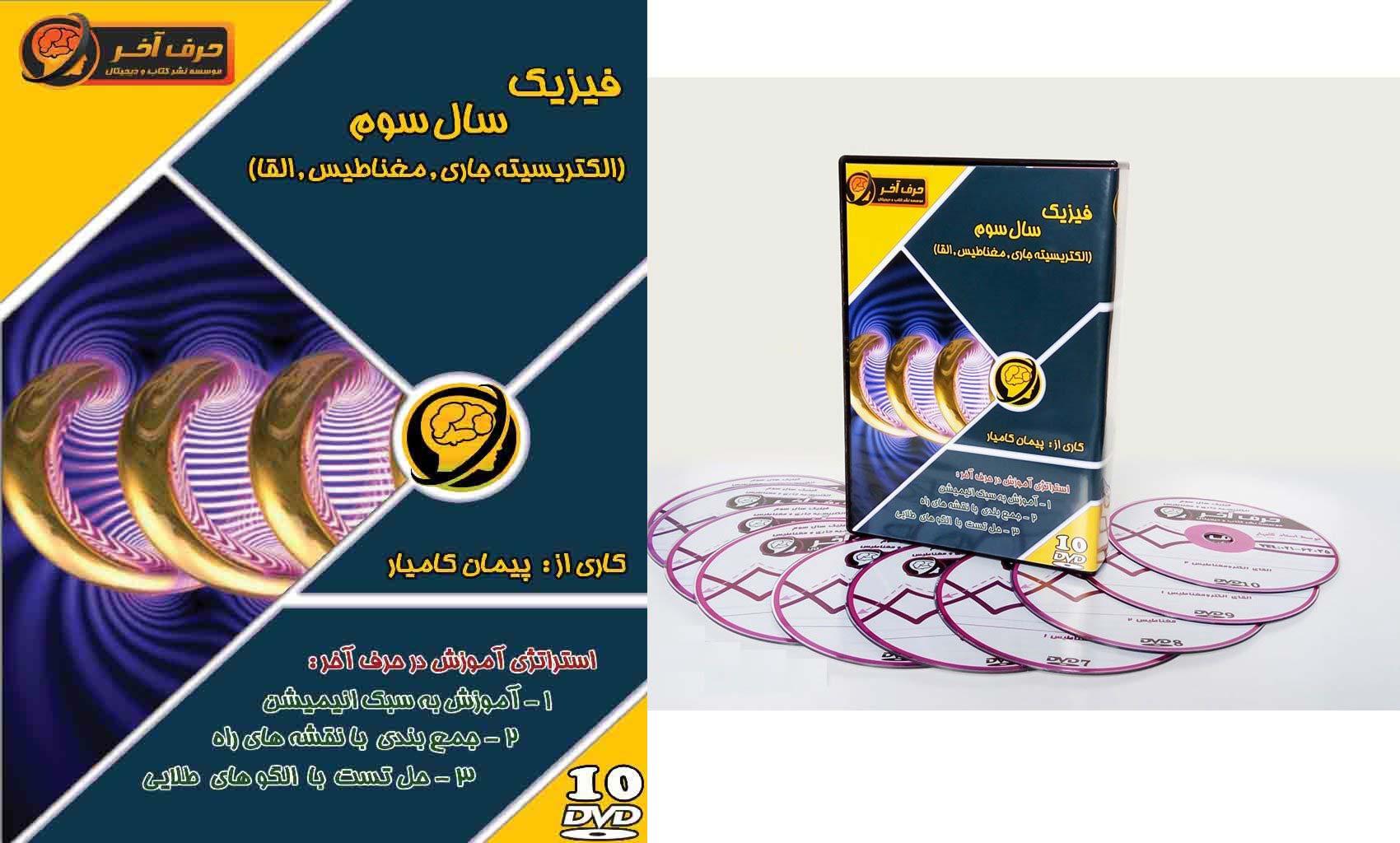 فیزیک سال سوم ( مدار و مغناطیس و الکترومغناطیس )