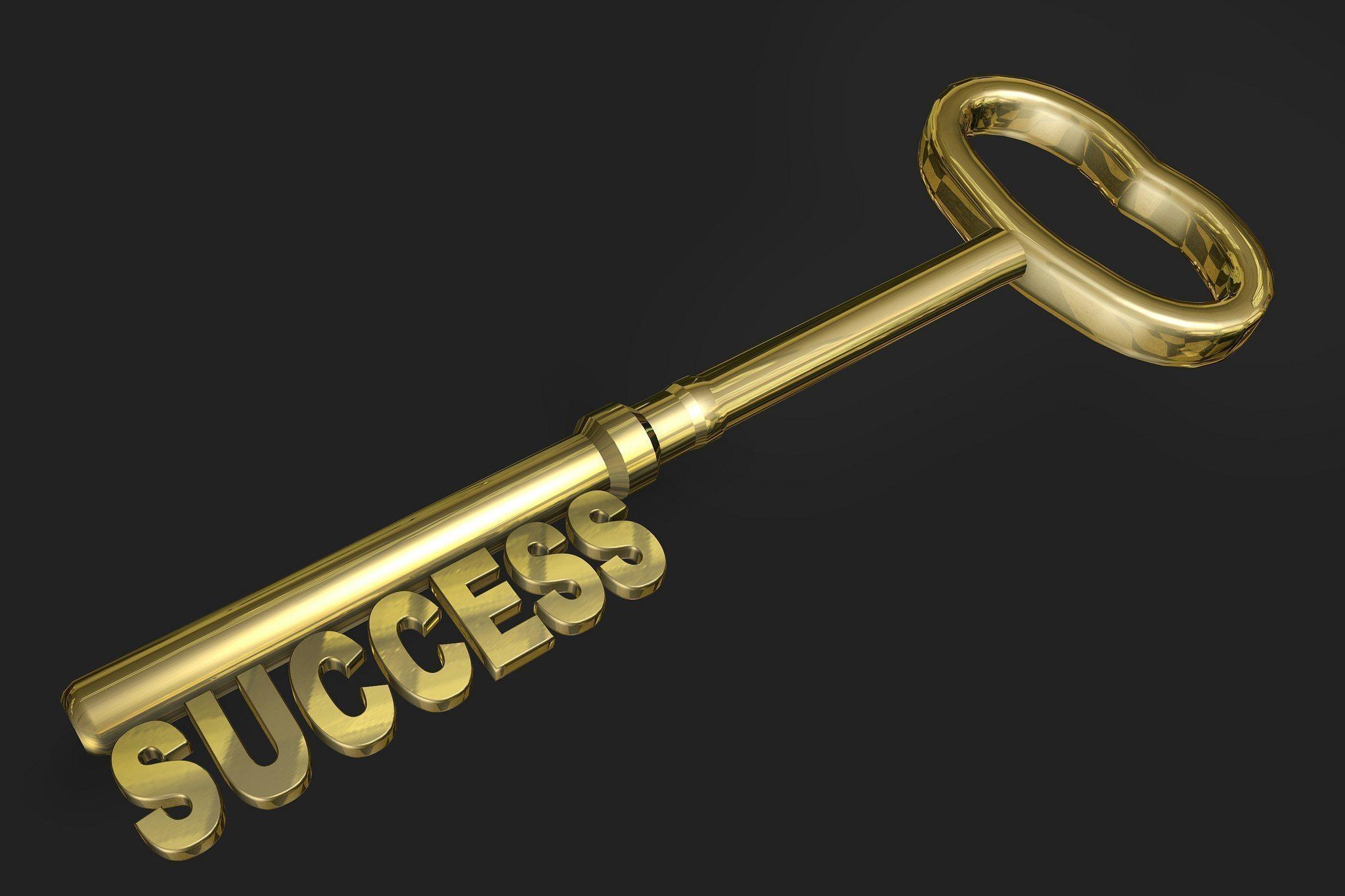 رموز موفقیت